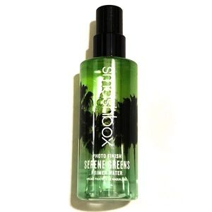 Smashbox Serene Greens Photo Finish Primer Water